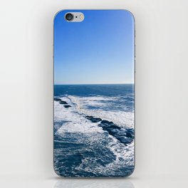 Rocky West Marin Ocean iPhone Skin