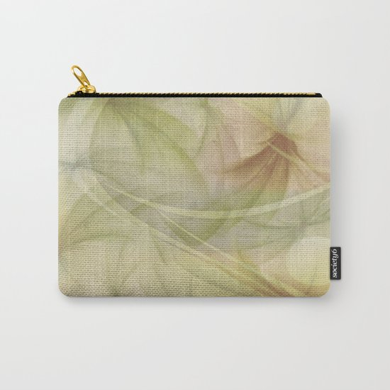 Soft Colors of Nature  Carry-All Pouch