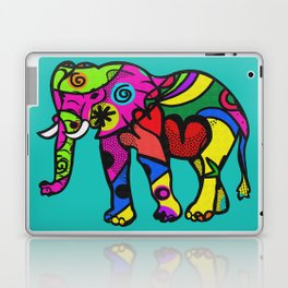 psychedelephant Laptop & iPad Skin