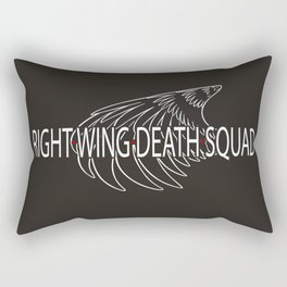 Right Wing Death Squad 2 Rectangular Pillow