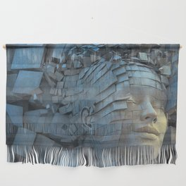 Dissolution of Ego Wall Hanging