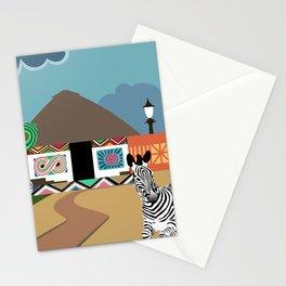 Ndebele Inspiration Vibes I Stationery Cards