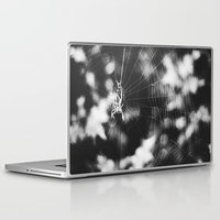 tangled Laptop & iPad Skins featuring Tangled by Christine Hall