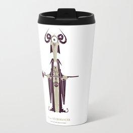 N is for Necromancer Travel Mug