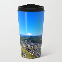 Mt. Rainier Travel Mug