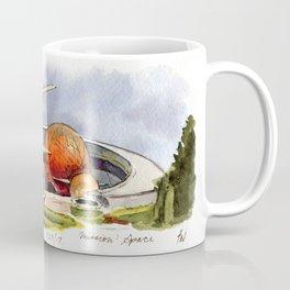 Mission: Space Coffee Mug