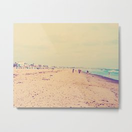 Venice Beach California Metal Print