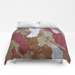 Deep Rich Something Comforters