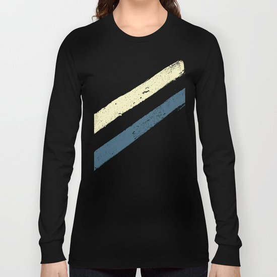 STREET SLANG / Stripes 2 Long Sleeve T-shirt