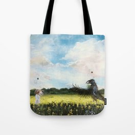You can fly too Tote Bag