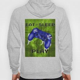 EAT.SLEEP.PLAY Hoody