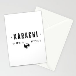 Karachi Stationery Cards