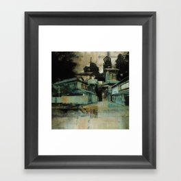 Groves of Arashiyama Framed Art Print