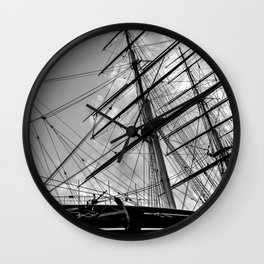 The Cutty Sark  Wall Clock