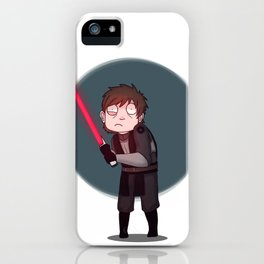 Darth Hideous iPhone Case