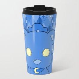 Monochromatic Kuma Kureha Travel Mug