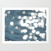 sparkles Art Prints featuring Sparkles by Lady Tanya bleudragon