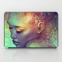 camouflage iPad Cases featuring Camouflage by Anna Dittmann