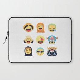 Nakama Emoji Design Laptop Sleeve