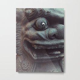 googly Metal Print