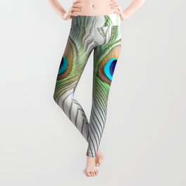 Eye of the Peacock Leggings