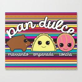 Pan Dulce Canvas Print