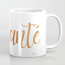 Enchanté Copper Coffee Mug