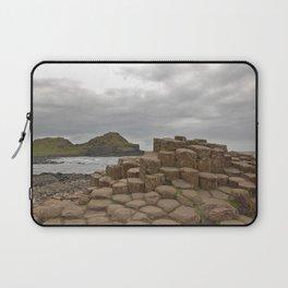 Giant's Causeway stones Laptop Sleeve