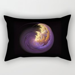 Fractal 2 Rectangular Pillow