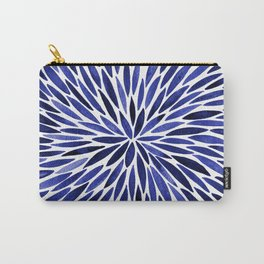 Navy Burst Carry-All Pouch