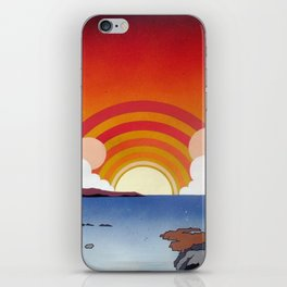 Godrevy and St. Ives Bay iPhone Skin