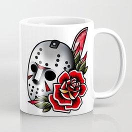Horror Icon Flash Sheet Coffee Mug