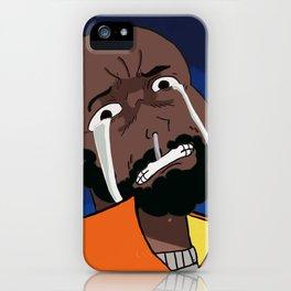Back To Zero iPhone Case