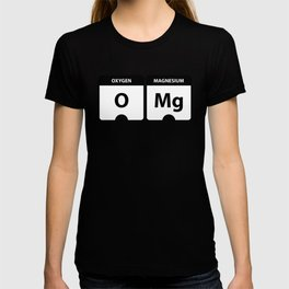 OMG Periodic Table T-shirt