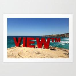 View Trademark Art Print