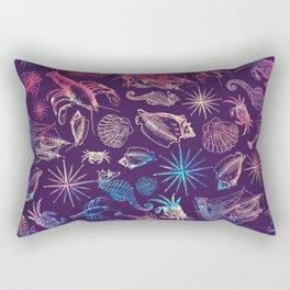 Nautical Galaxy Rectangular Pillow