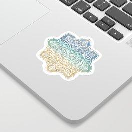 Beach Mandala Sticker