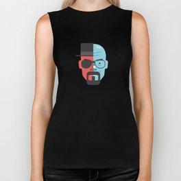 Walter White + Heisenberg Biker Tank