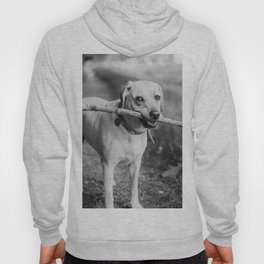 Fetch (Black and White) Hoody