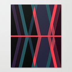 Deviations Canvas Print