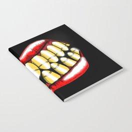 Bullet Teeth Notebook