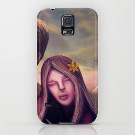 Planet Valentine iPhone Case