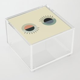 day eye night eye Acrylic Box