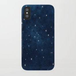 Whispers in the Galaxy iPhone Case