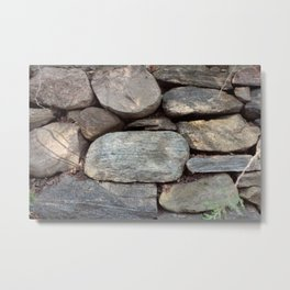 Little Stonehaven Metal Print