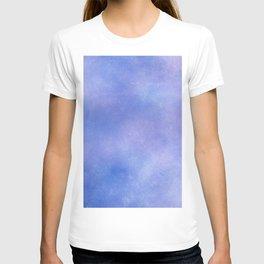 Lavender blue T-shirt