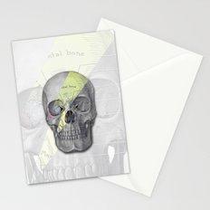 Aladdin Sane Skull Stationery Cards