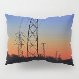 Power lines 15 Pillow Sham