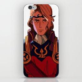 eldest prince of nohr iPhone Skin