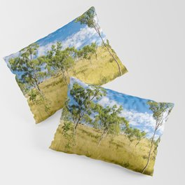 Savannah landscape Pillow Sham